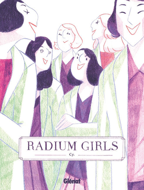 RADIUM GIRLS – Feature film released