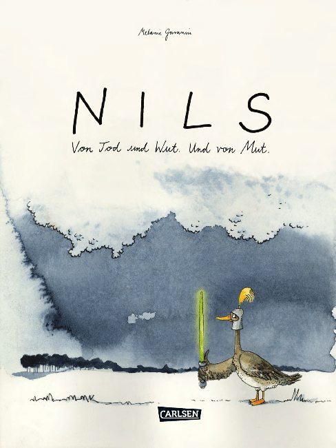 NILS: A Memoire About Death, Rage and Courage